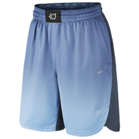 11b49ee070f4 Nike KD Hyperelite Shorts - Men s - Kevin Durant - Light Blue   Navy