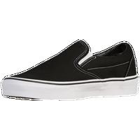 Zapatillas Vans – Classic Slip-On (Emboss Check) Rojo Granate/Blanco 39 Huoy4uTF