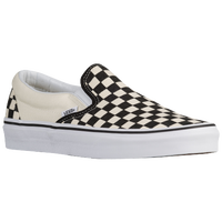 Vans Classic Slip On - Men's - White / Black