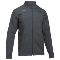 Under Armour Team Barrage Softshell Jacket - Men's - Grey / Grey