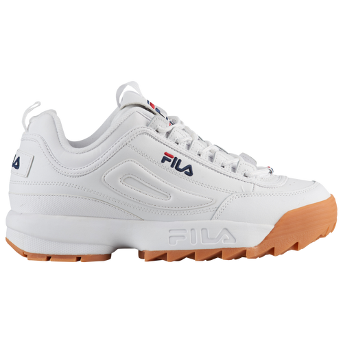 Fila Disruptor II - Men's - Casual - Shoes - Black/Black/Black