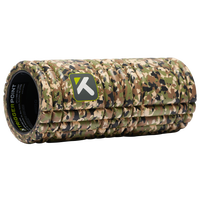TriggerPoint The GRID 1.0 Foam Roller - Adult - Olive Green / Tan