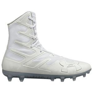 Under Armour Lacrosse Highlight MC - Men's - White/White