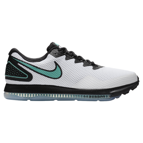 9a92bf83c5e2c Nike Zoom All Out Low 2 - Men s - Running - Shoes - White Clear Jade Black