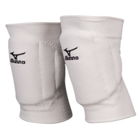 Mizuno T10 Plus Volleyball Kneepads - Women's - All White / White