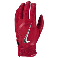 Nike Huarache Elite Batting Gloves - Men's - Red