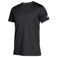 adidas Team Clima Tech T-Shirt - Boys' Grade School - Black