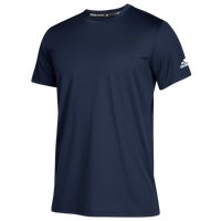 adidas Team Clima Tech T-Shirt - Boys' Grade School - Navy
