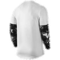 dd379214fec Jordan Clouded Nightmares Long Sleeve T-Shirt - Men's - Basketball ...