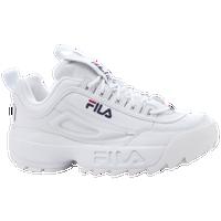 Fila Disruptor II - Men's - Casual - Shoes - Black/Black/Black