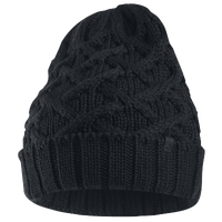 e250ab8d28f Jordan Cable Beanie - All Black   Black