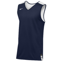 Nike Team Elite Reversible Tank - Men's - Navy / White