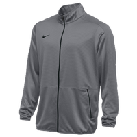 Nike Team Rivalry Jacket - Men's - Grey / Grey