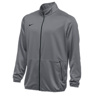 Nike Team Rivalry Jacket - Men's - Cool Grey/Black
