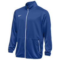 Nike Team Rivalry Jacket - Men's - Blue / White