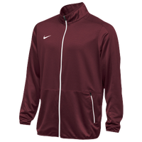 Nike Team Rivalry Jacket - Men's - Cardinal / White