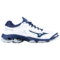 Mizuno Wave Lightning Z4 - Women's - White / Navy