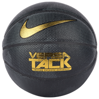 Nike Versa Tack Basketball - Men's - Black / Gold