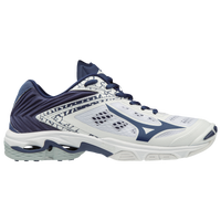 Mizuno Wave Lighting Z5 - Women's - White / Navy