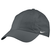 Nike Team Campus Cap - Men's - Grey / Grey