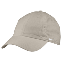 Nike Team Campus Cap - Men's - Off-White / Off-White