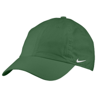 Nike Stock Heritage 86 Cap - Men's - Green / Green