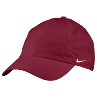 Nike Team Campus Cap - Men's - Maroon / Maroon