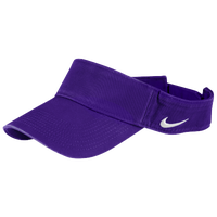 Nike Team Classic Visor - Men's - Purple / Purple