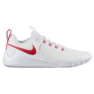 Nike Zoom Hyperace 2 - Women's - White/University Red