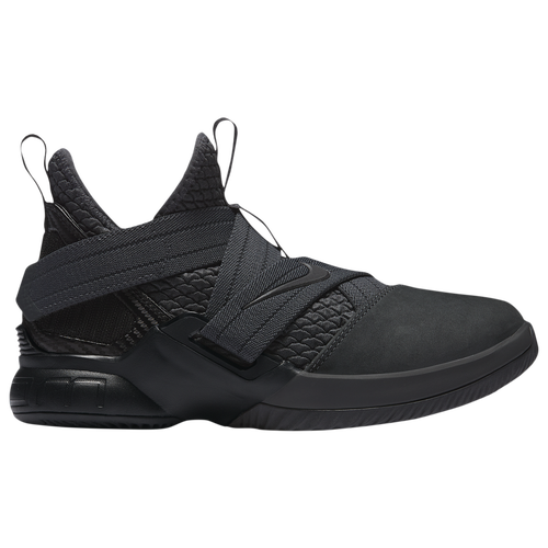 Nike LeBron Soldier XII SFG - Boys Grade School - Nike - Basketball -  James, Lebron  BlackBlackBlack