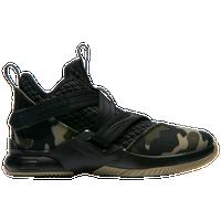 49ff11eb7fc7a Nike LeBron Soldier XII SFG - Boys  Preschool - Lebron James - Black   Olive