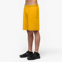 Eastbay Evapor Pocketed Training Short 2.0 - Men's - Gold / Gold