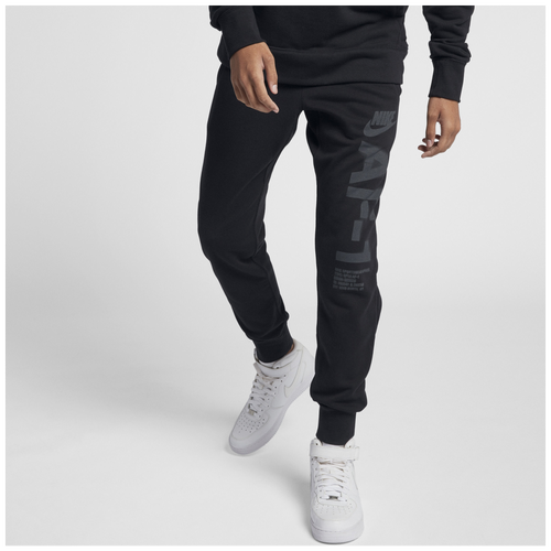 Nike AF1 Jogger - Men s - Casual - Clothing - Black Anthracite 8c0327f1d