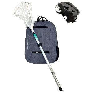 Maverik Lacrosse LX Starter Package - Women's - White/Green