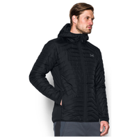 under armour jackets mens. under armour coldgear reactor hybrid jacket - men\u0027s jackets mens l