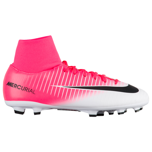 Nike Mercurial Victory VI Dynamic Fit FG - Boys' Grade School - Soccer -  Shoes - Racer Pink/Black/White