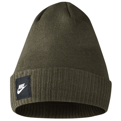Nike Futura Beanie - Men s - Casual - Accessories - Dark Loden Black b683c790917