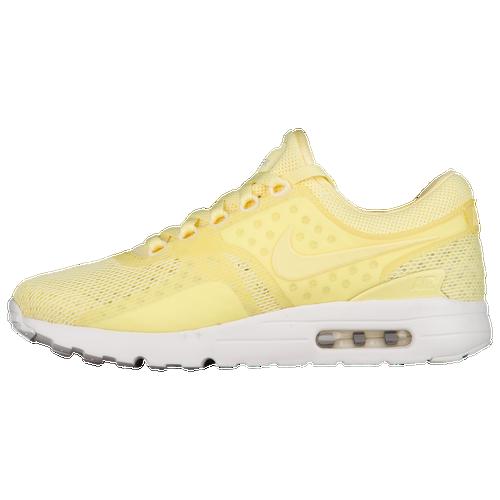a53cc411069b Nike Air Max Zero BR - Men s - Casual - Shoes - Lemon Chiffon Lemon Chiffon  White