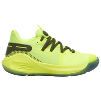 Under Armour Curry 6 - Boys' Preschool -  Stephen Curry - Light Green / Light Green