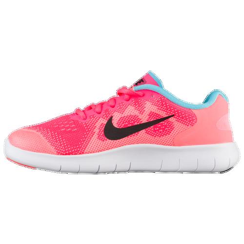 603c96208ea7a Nike Free RN 2017 - Girls  Grade School - Nike - Running - Racer Pink Black Lava  Glow Pure Platinum