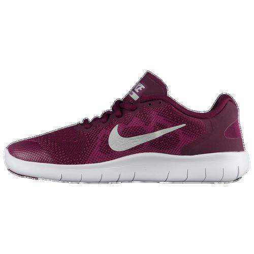 girls' grade school nike free rn 2017 running shoes