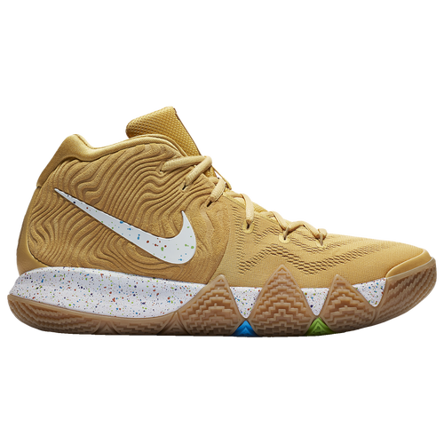 size 40 5cd0b ac308 Nike Kyrie 4 - Men s - Basketball - Shoes - Irving, Kyrie   Pitch  Blue Metallic Gold