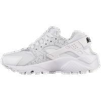 nike shoes white for girls. nike huarache run - girls\u0027 shoes white for girls n