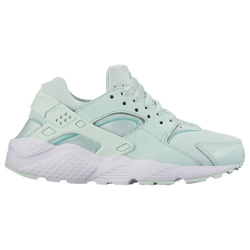 7a2358f7122e right view of girlss grade school nike air huarache run se running shoes in prism  pink white