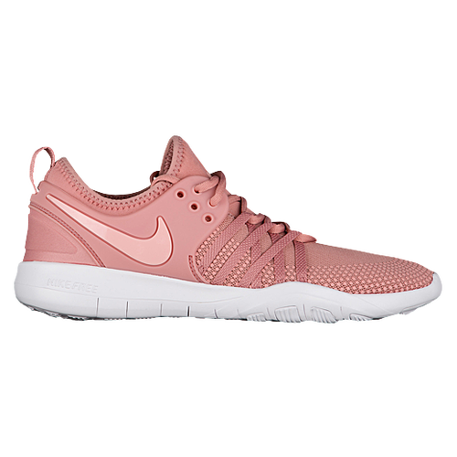 the latest b8fe5 8eac5 Nike Free TR 7 - Women s - Training - Shoes - Rust Pink Coral Stardust White