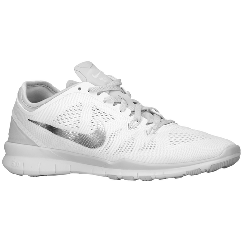 c945fa54efc6 Nike Free 5.0 TR Fit 5 - Women s - Training - Shoes - White Pure ...