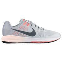 Nike Air Zoom Structure 21 - Women s - Grey   Grey 2a3abde6f0