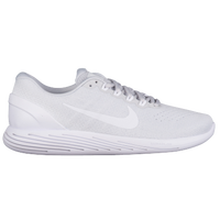 newest da470 2346e Nike LunarGlide 9 - Mens - Grey  White