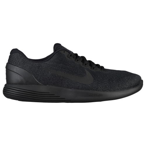 Nike LunarGlide 9 - Men\u0027s - All Black / Black