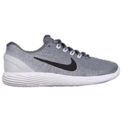 Nike LunarGlide 9 - Women s - Running - Shoes - Pure  Platinum Chrome Glacier Blue 55de76c8f